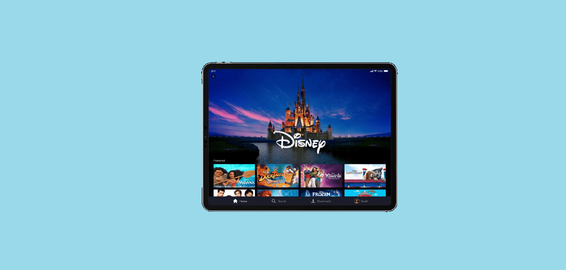 Disney Plus App and Devices